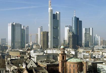 """Banken in Frankfurt am Main: """"Gewisse Belastungsprobe"""""""