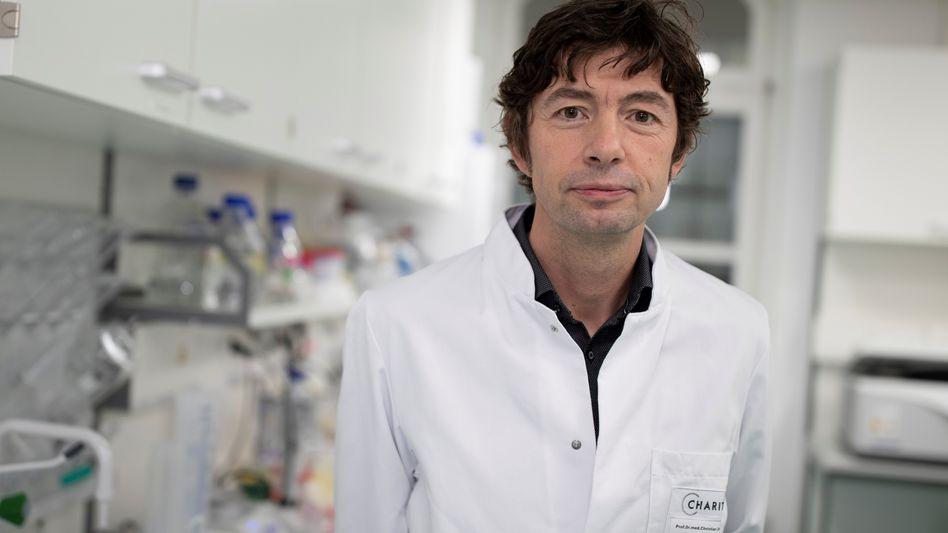 """Virologe Christian Drosten: Politik und Industrie sind """"produktiv bei der Sache"""""""