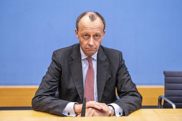 Christdemokrat Friedrich Merz