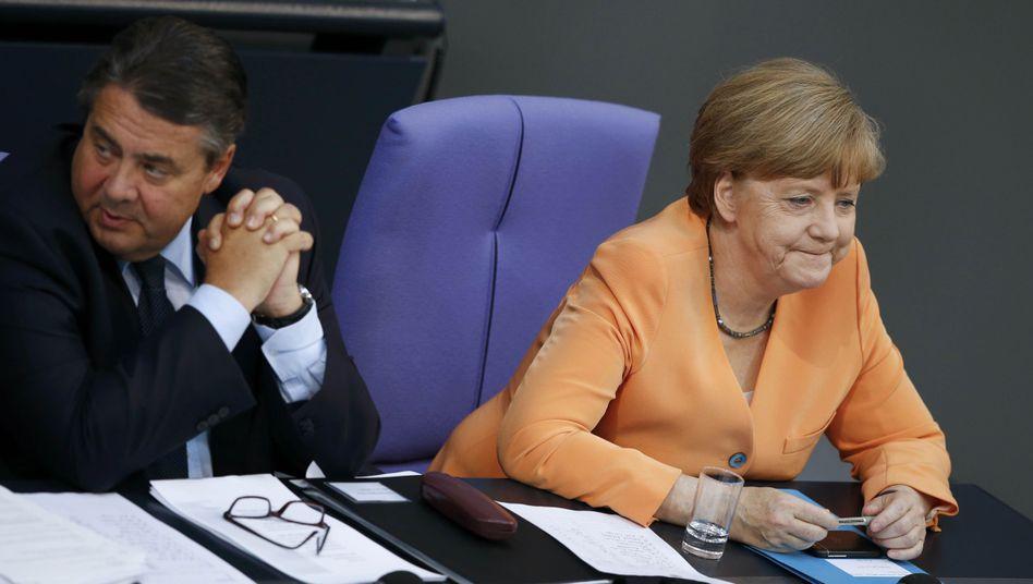 Merkel: Selbstbezogener und unsolidarischer Blick auf Europa