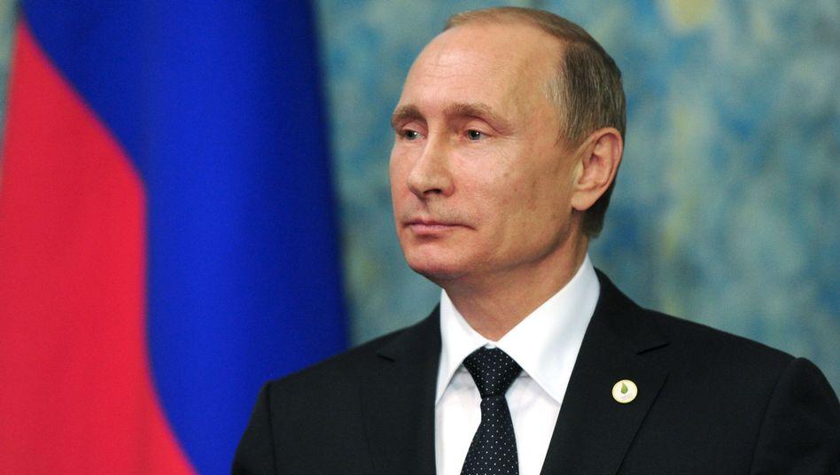 Russlands Präsident Putin: Auftritt in München?