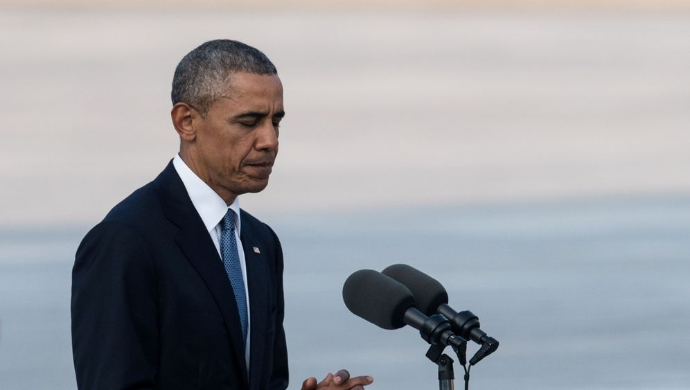 Historischer Auftritt: Obama in Hiroshima
