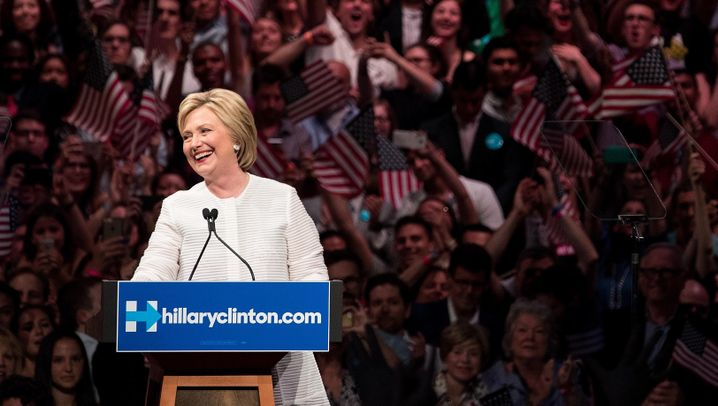 US-Präsidentschaftsbewerberinnen: Damenwahl