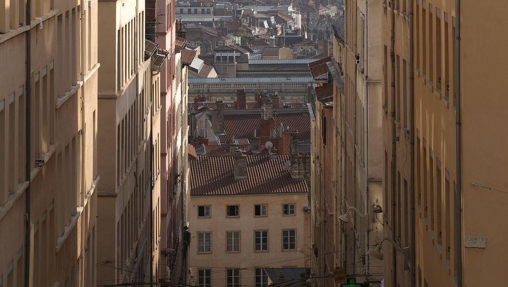 Lyon: Und jetzt ein Gläschen Rosé