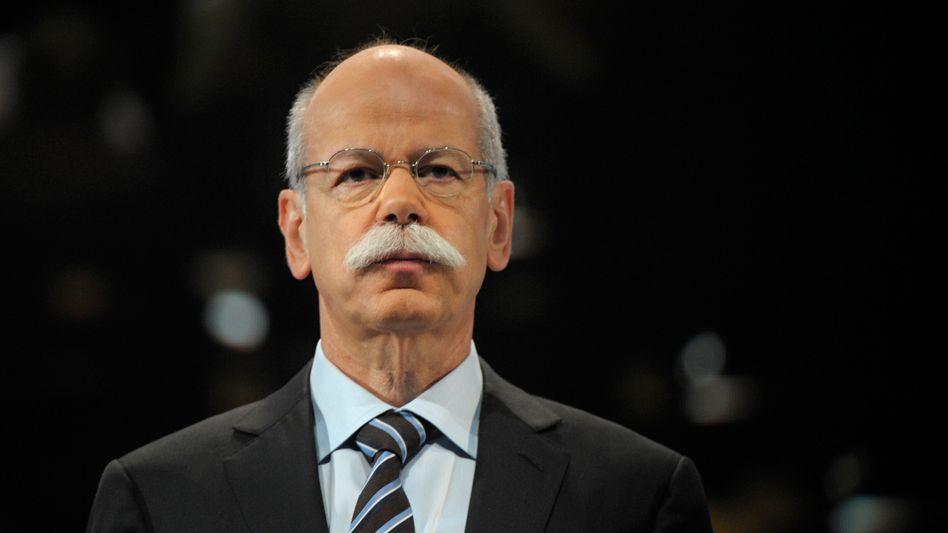 """Daimler-Boss Dieter Zetsche im Interview: """"Die Herdprämie ist ein Irrweg"""""""