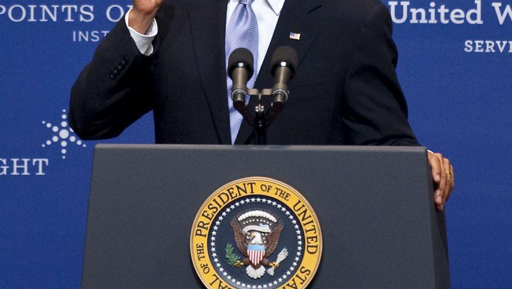 Alternde Präsidenten: Dauerstress und graue Haare