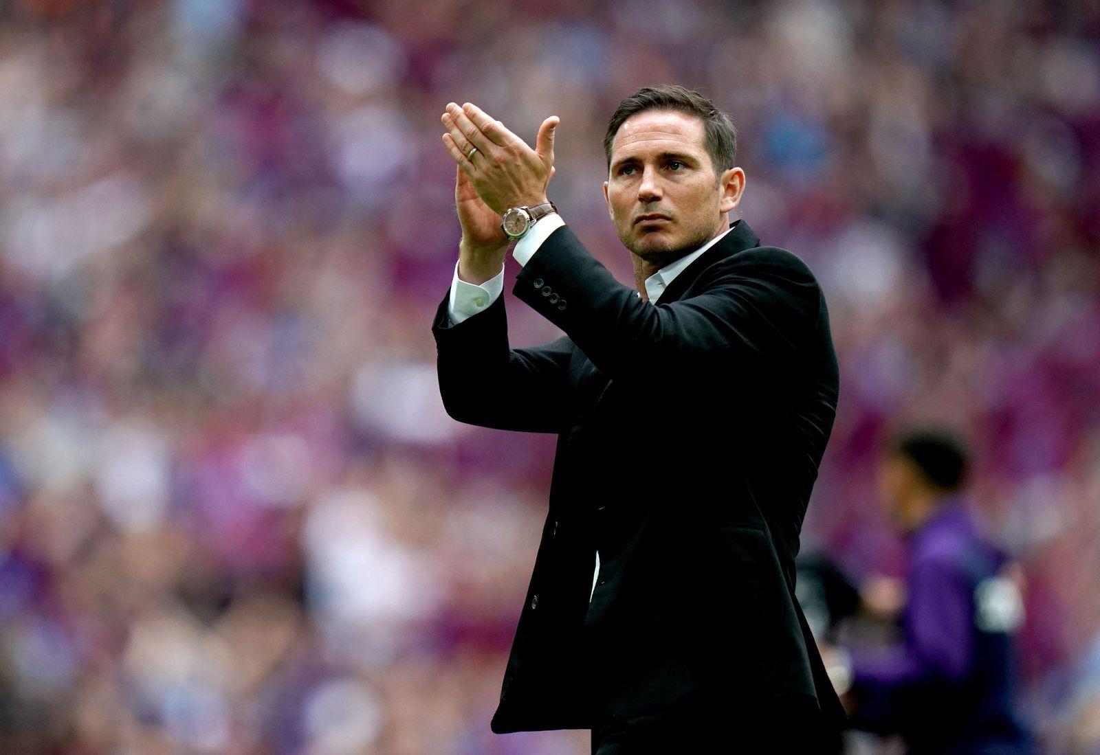 Aston Villa v Derby County - Sky Bet Championship Play-off - Fina