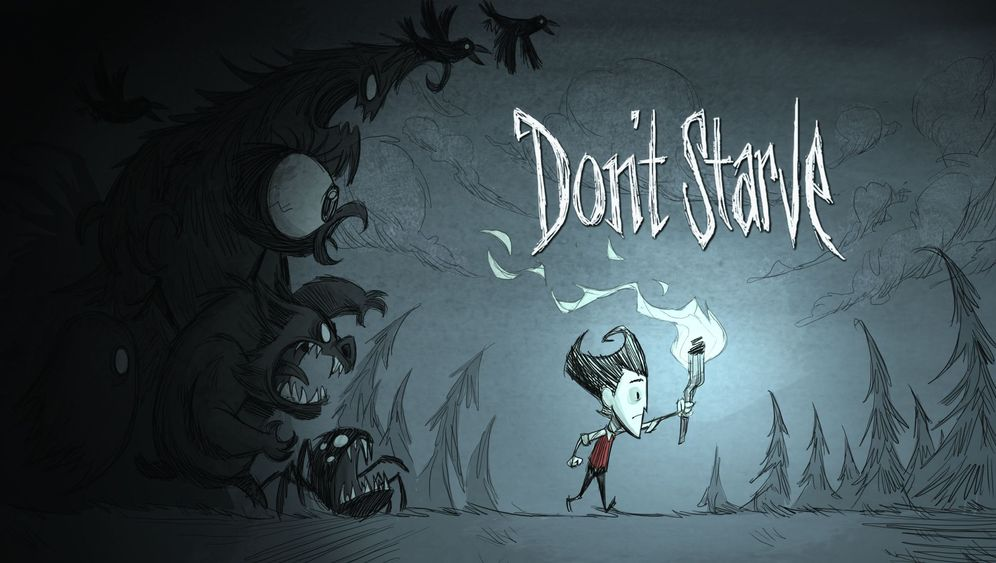"""""""Don't Starve"""": So sieht der Überlebenskampf in der Wildnis aus"""