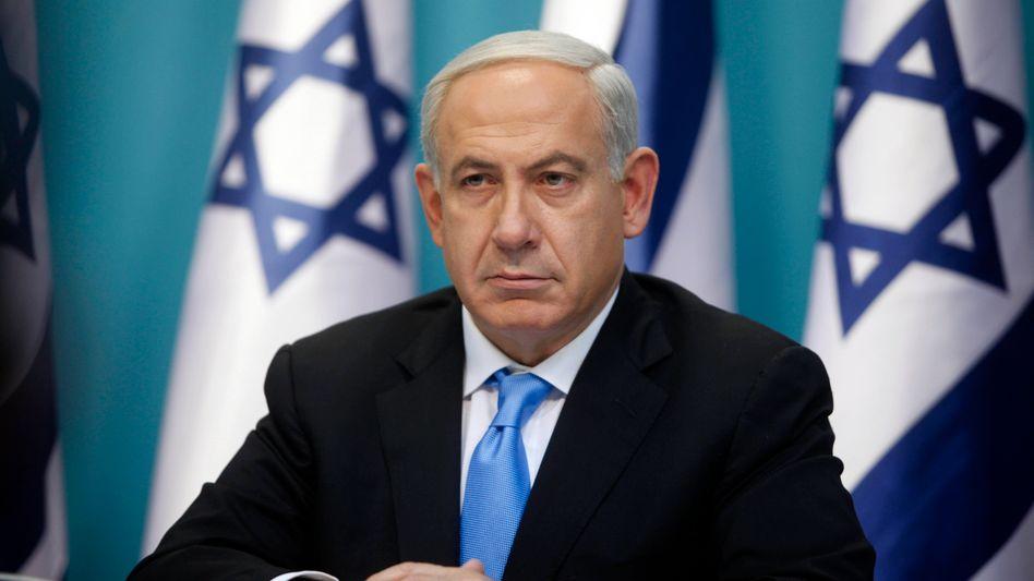 Israels Premier Netanjahu: Geldmittel werden einbehalten