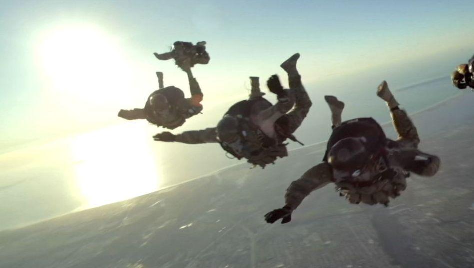 """US-Actionfilm """"Act of Valor"""": Kasse machen mit echten Kriegern"""