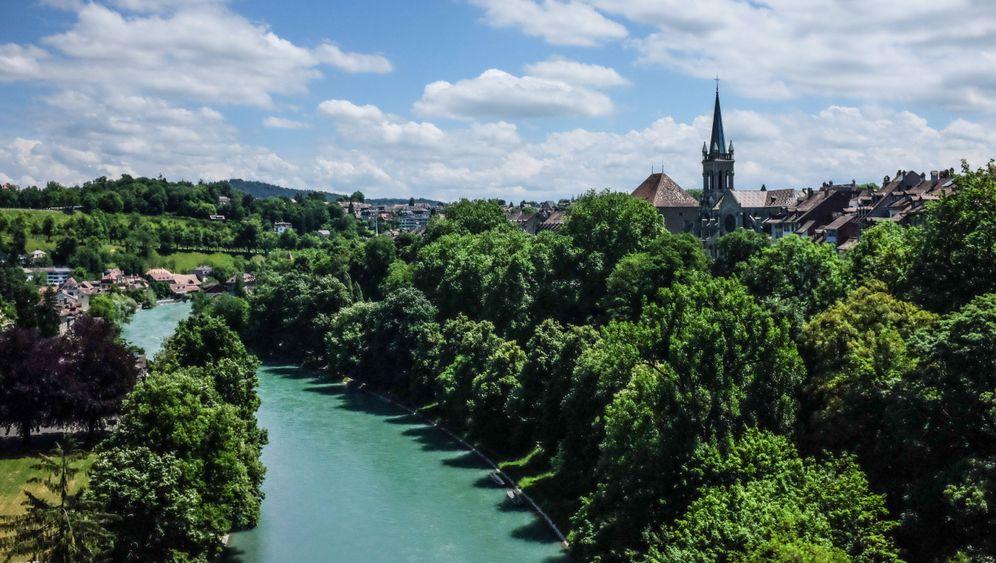 Sommer in Bern: Gelati-Ideologen und Schnapsideen