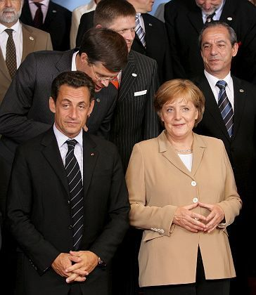 Uneasy times for the Franco-German economic engine?