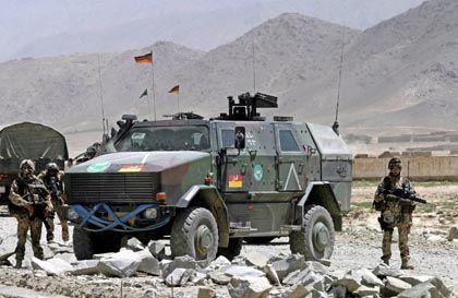 Deutsche Isaf-Soldaten in Kabul: Aus dem Westen wieder abgezogen