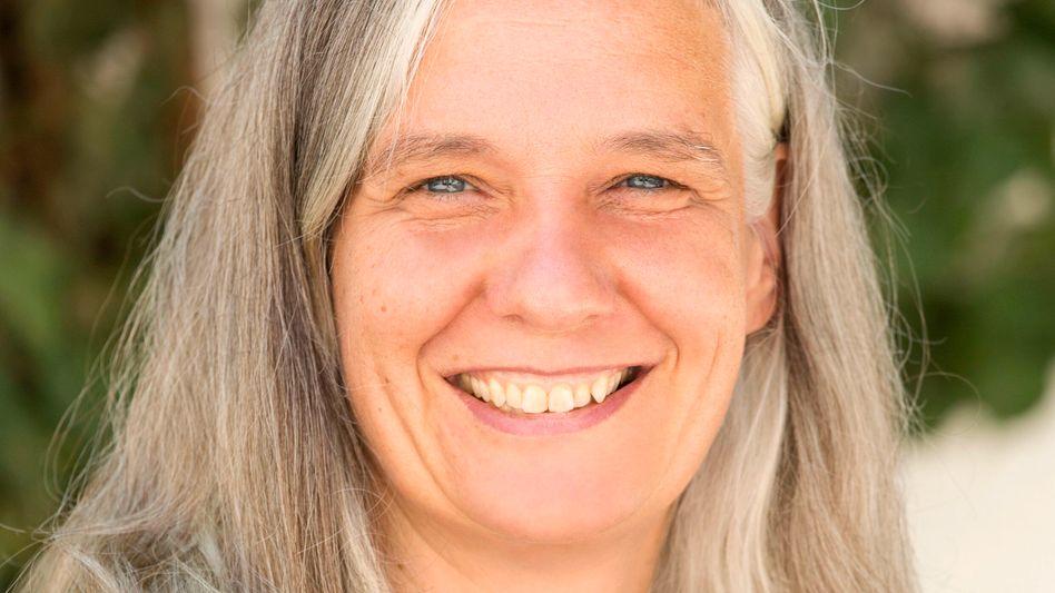 Dunja Voos, 48, Ärztin und Psychotherapeutin aus Pulheim