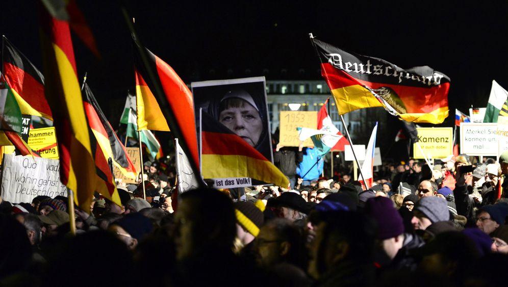 Für und gegen Pegida: Deutschland demonstriert