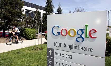 Google-Zentrale im kalifornischen Mountain View: Aufstand im Arbeitnehmerparadies