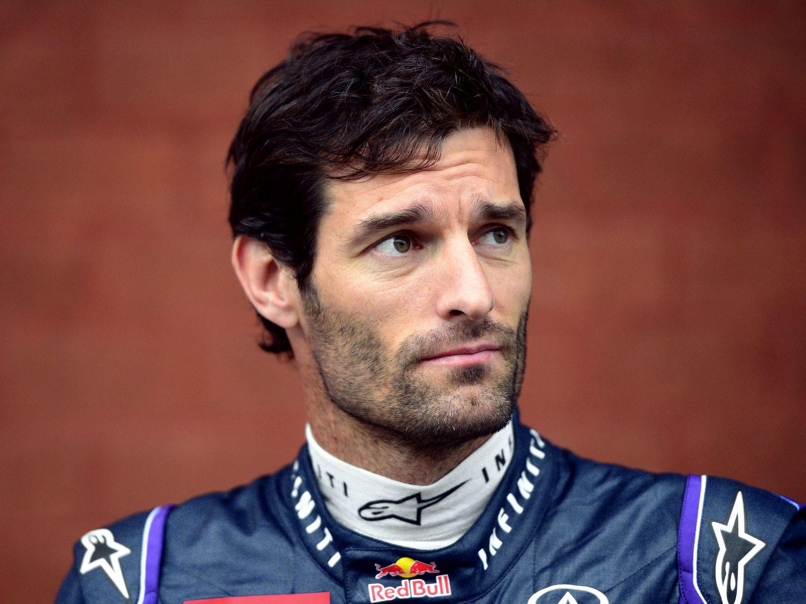 Warm-up - Italien - Webber