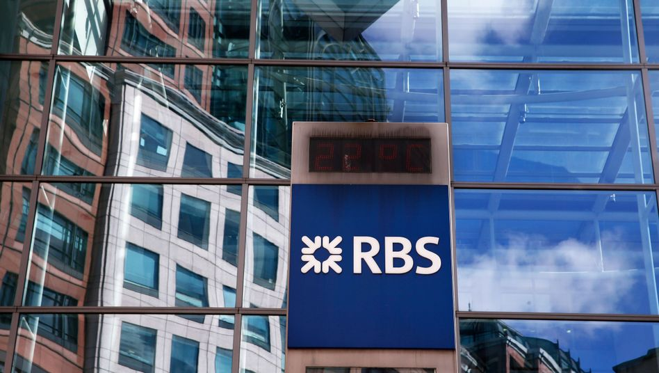 RBS-Zentrale in London
