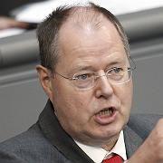 Finanzminister Steinbrück: Bei Kapitalhilfen ähnliche Auflagen wie beim Bund gewünscht