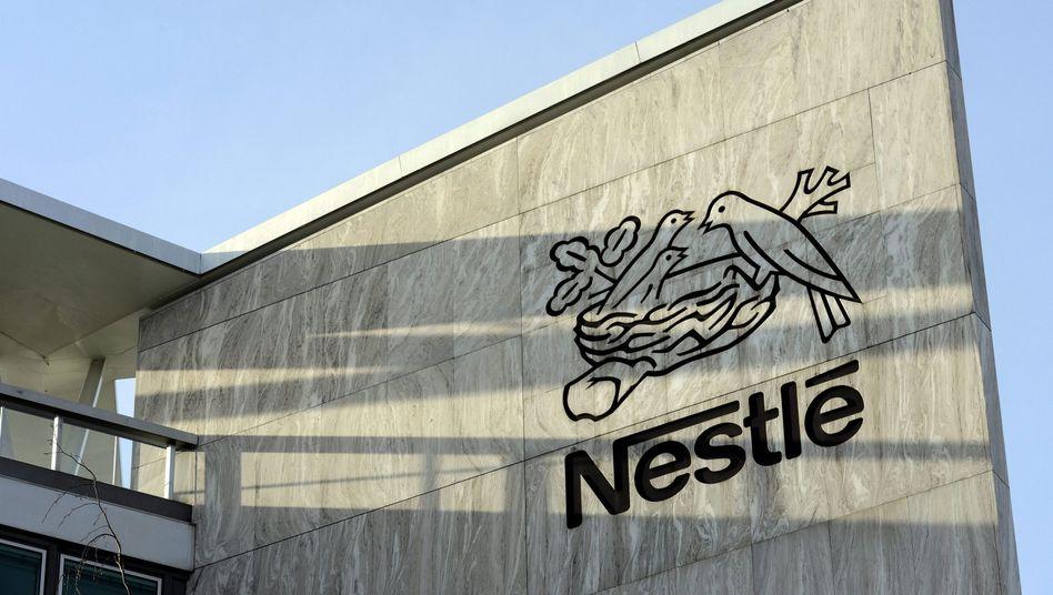 Nestlé-Hauptsitz in Vevey: Geschäft mit der Gesundheit soll ausgebaut werden