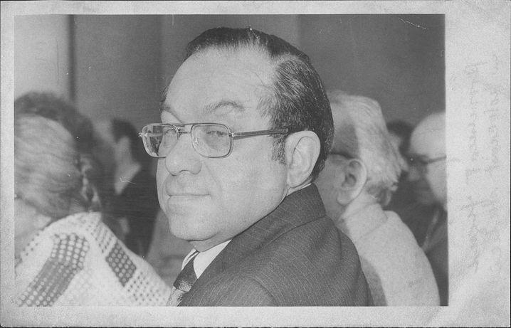 Raul Hilberg (1975)