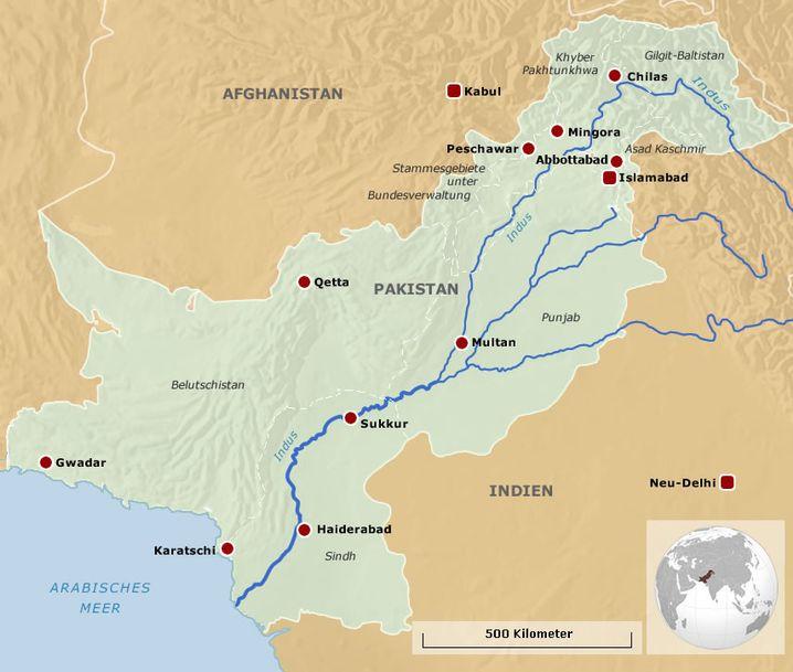 Der Nordwesten Pakistans