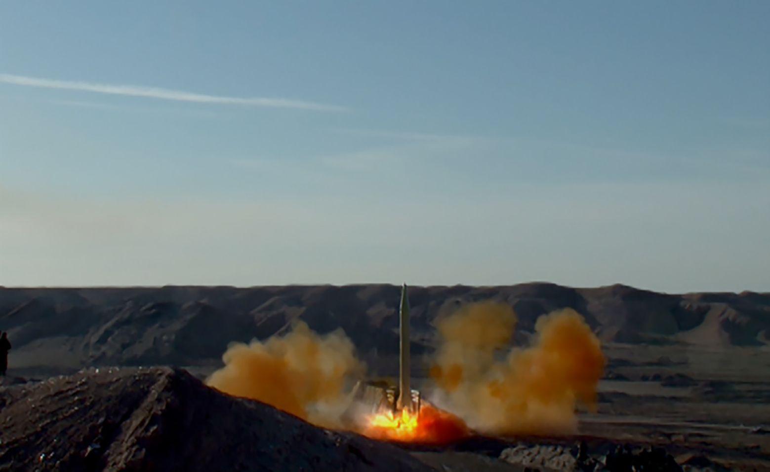 Iran/ Raketentest