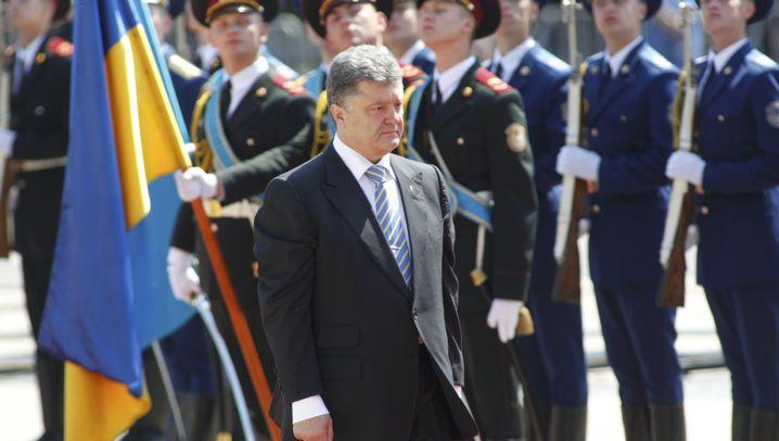Ukrainischer Präsident Poroschenko: Der Neue soll's richten