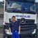 Uwe Kleinsorge, 44, Lastwagenfahrer, steht jetzt oft vor verschlossenen Toiletten