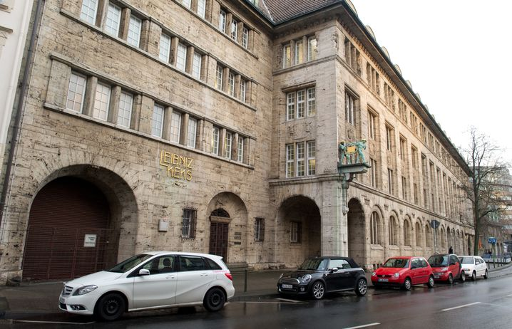 Bahlsen-Stammhaus in Hannover