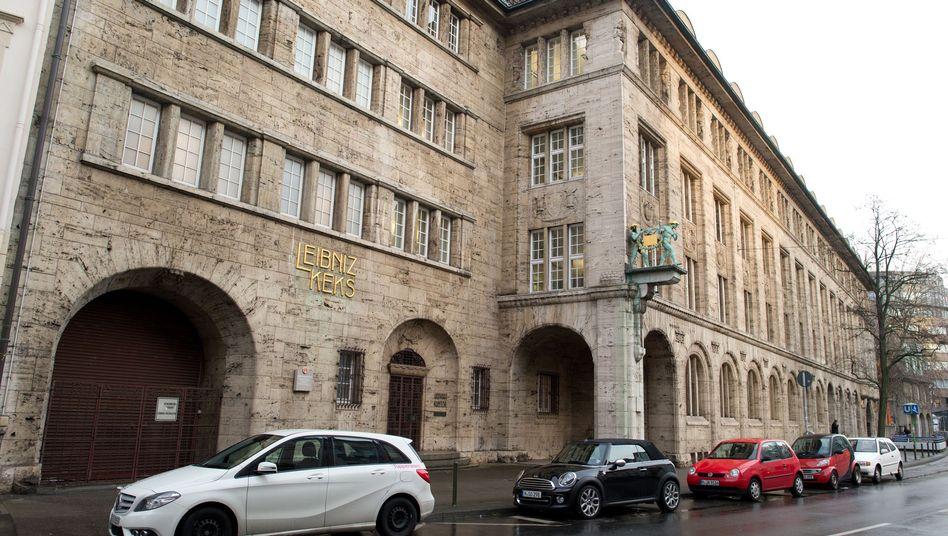 Die Konzernzentrale von Bahlsen in Hannover