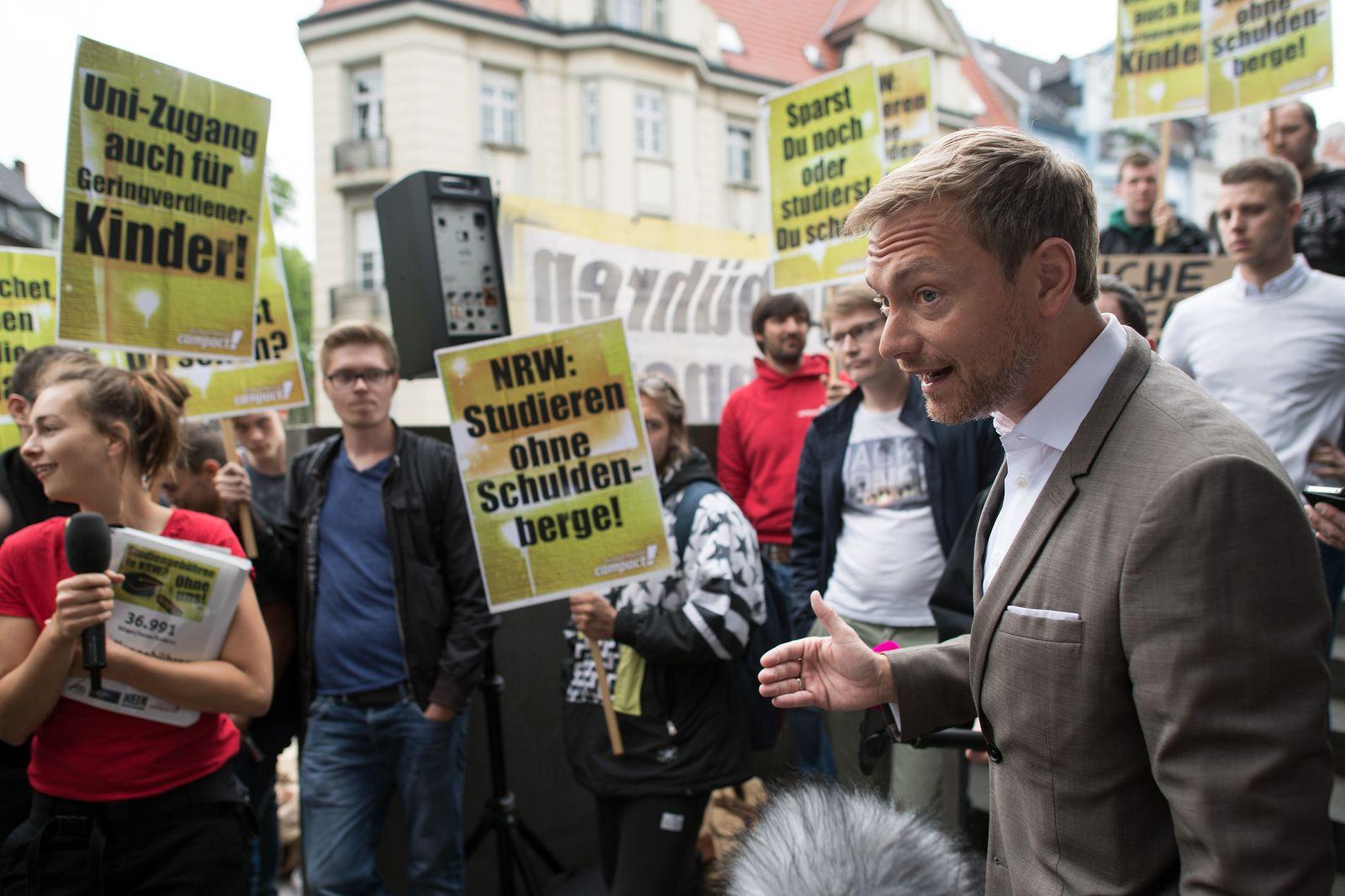 Koalitionsverhandlungen in Nordrhein-Westfalen