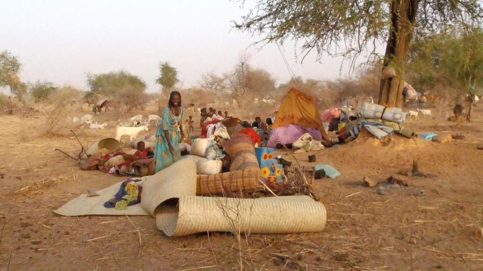 Flüchtlinge im Tschad: Wasser und Medizin fehlen