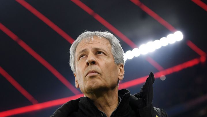 FC Bayern gegen BVB: Alles beim Alten