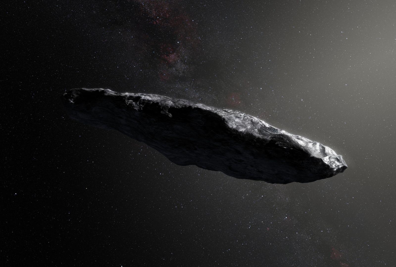 Asteroid/ Oumuamua