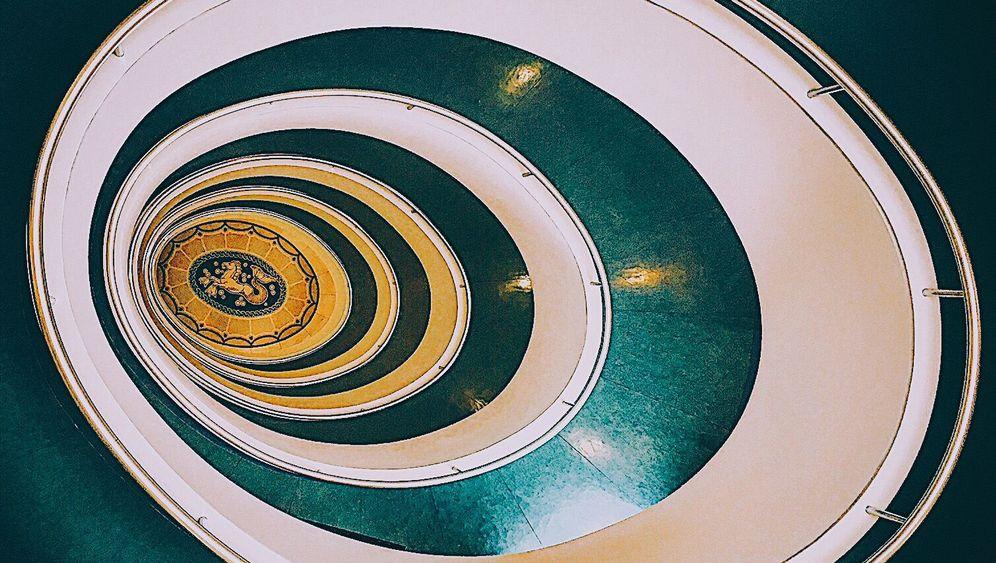 Hamburg neu entdecken: Fotogene Spiralen