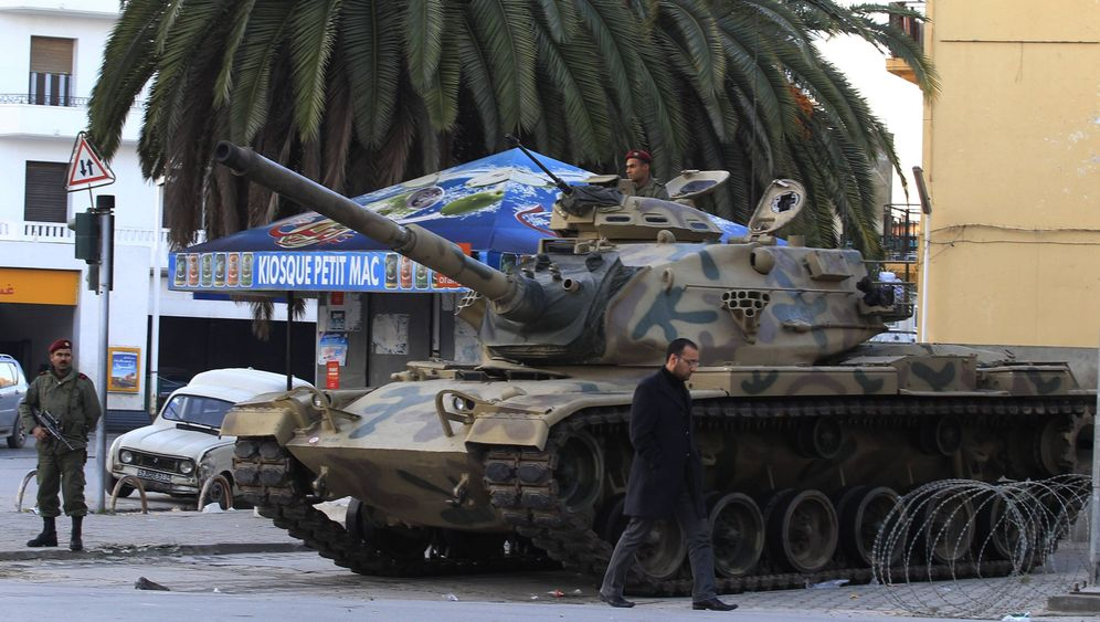 Tunesien: Freiheitsliebe, Chaos und Gewalt