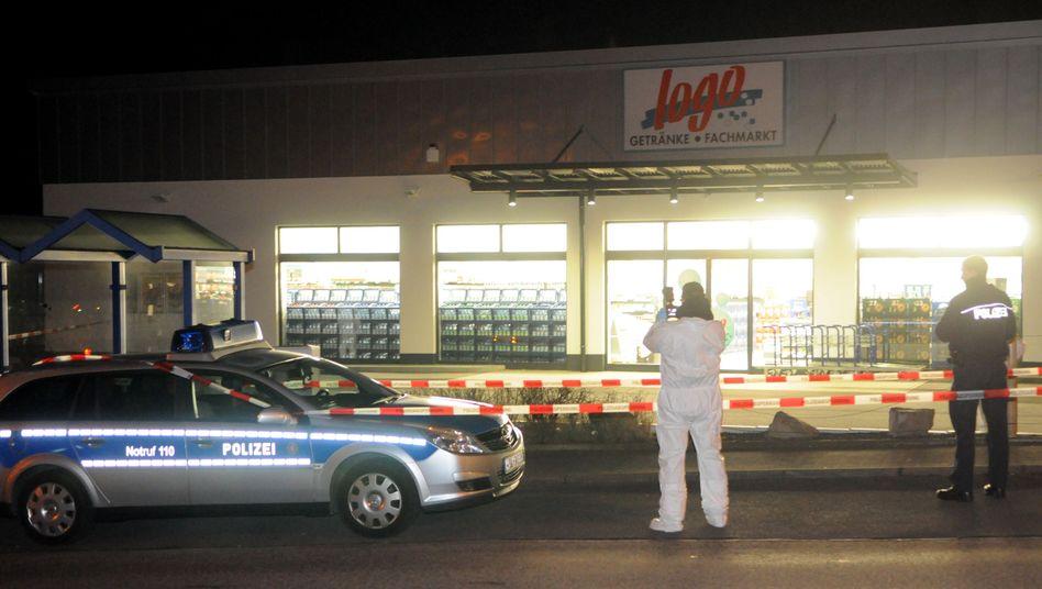 Getränkemarkt in Alsfeld: Polizei fasst Verdächtigen