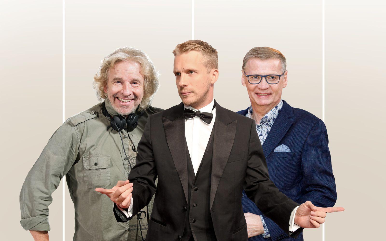 Gottschalk, Pocher & Jauch