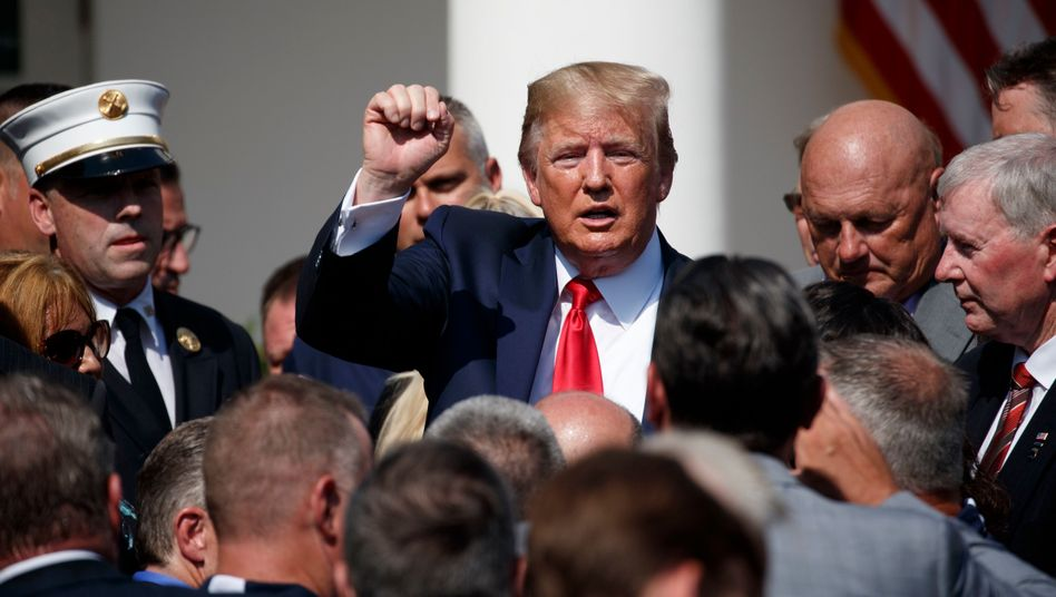 Donald Trump: Wenig Interesse, die eigenen Wähler zu vergraulen