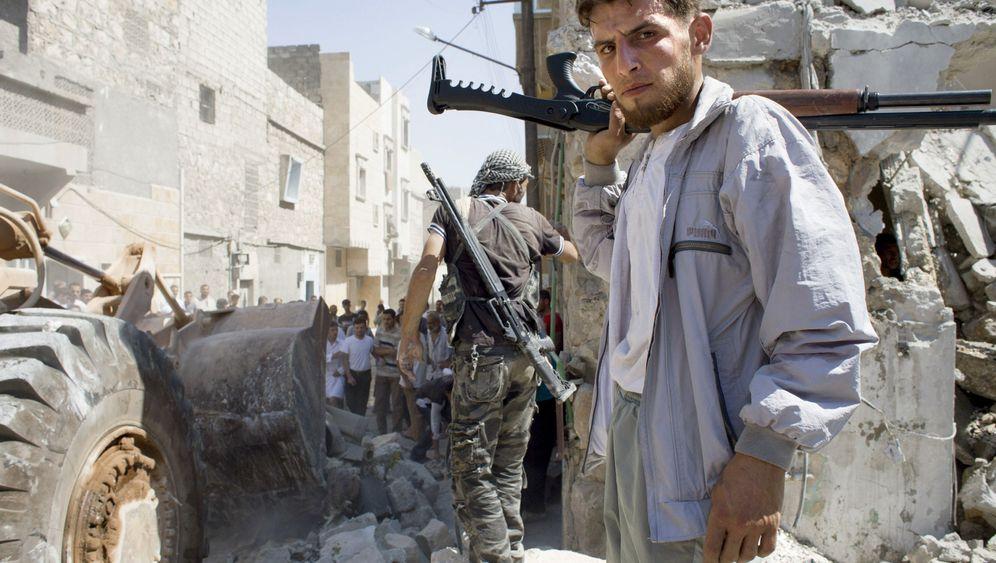 Photo Gallery: How Present Is Al-Qaida in Syria?