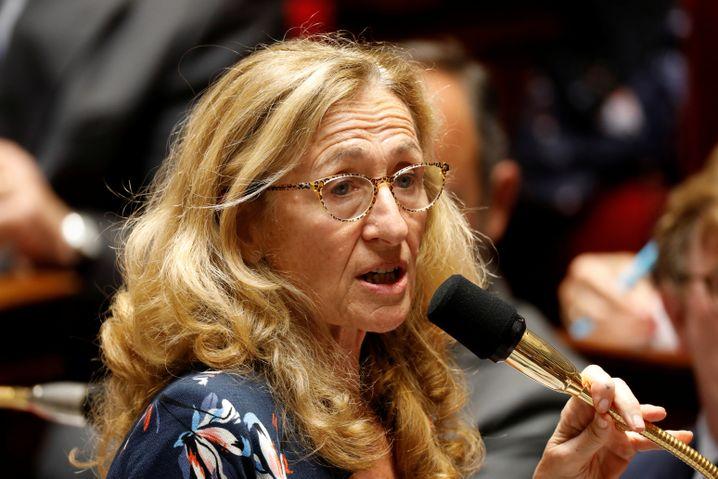 Justizministerin Belloubet: Wenn es nach ihr ginge, bekäme Snowden Asyl in Frankreich