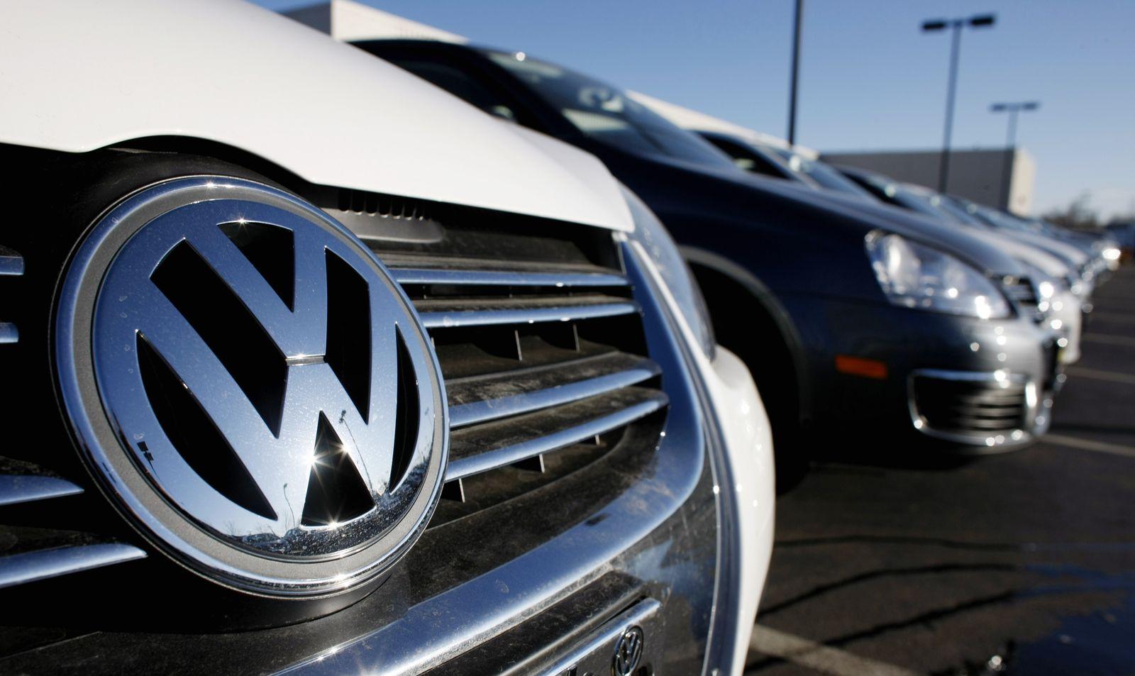 Autos/ Rückrufe/ Volkswagen Airbag Probleme