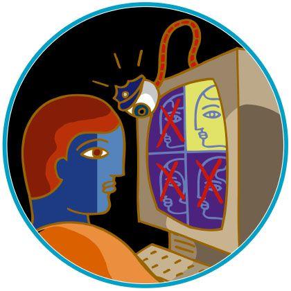 Weltweiter Trend: Immer häufiger schaut der Staat den Nutzern auf den Monitor. Es gibt Methoden, den freien Blick zu behindern - und Zensur zu umgehen