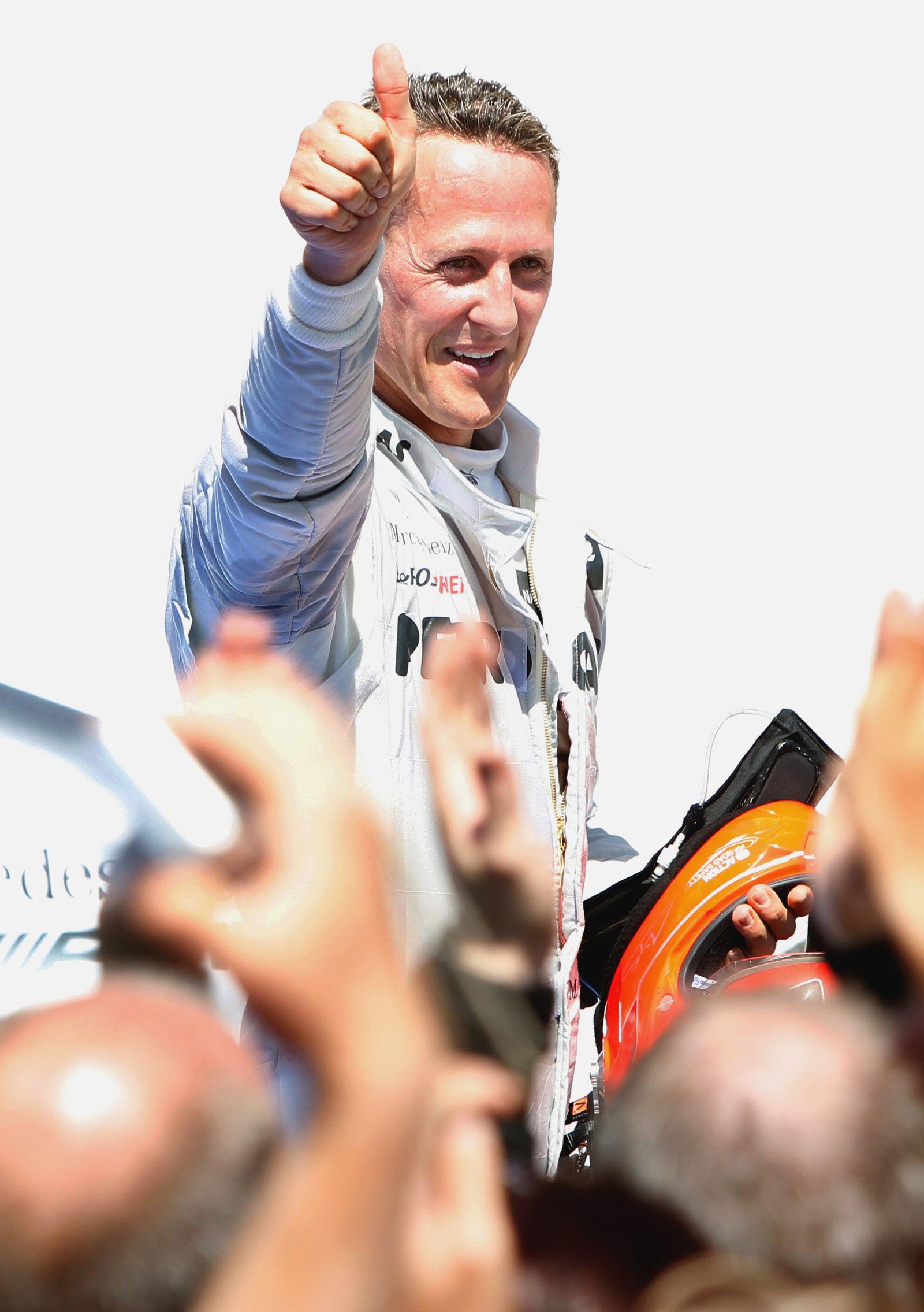 Spain F1 European GP Auto Racing