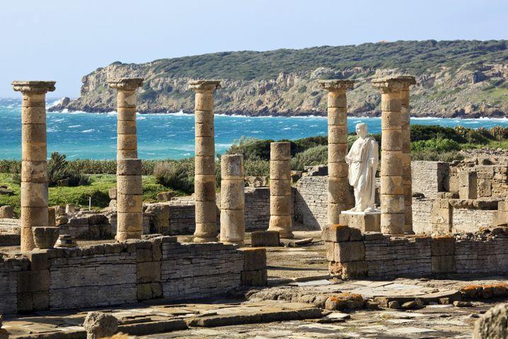 Ruinen von Baelo Claudia: Eine der besterhaltendsten römischen Städte Spaniens