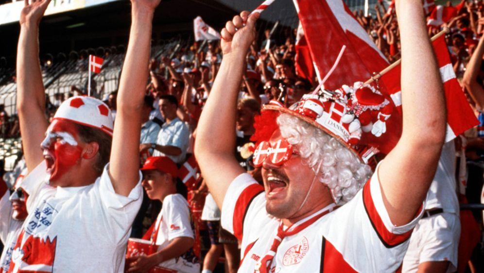 Fußball-EM 1992: Vom Strandkorb auf den EM-Thron