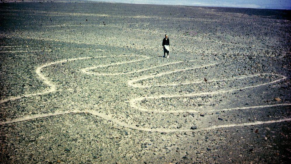 Nazca-Forscherin: In Deutschland unbekannt, in Peru verehrt