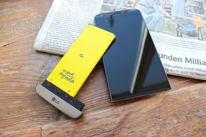 Das LG G5 wird mit Sicherheit bald Android 7.0 Nougat erhalten.