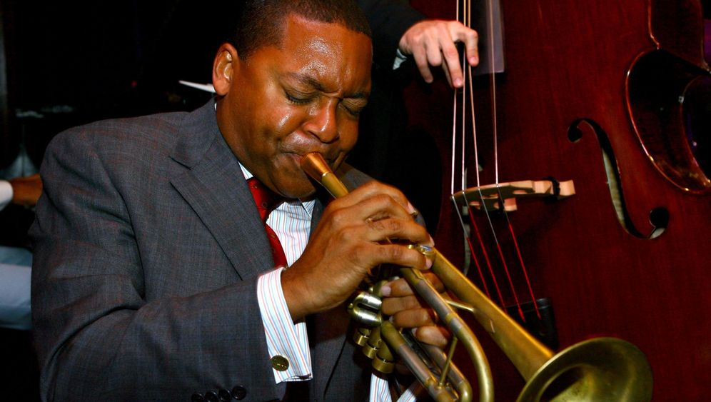 Jazz-Traditionalist Wynton Marsalis: Federnd wie ein Trampolin